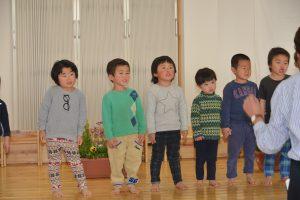 3歳児の歌2