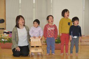 3歳児の歌1