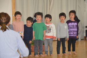 3歳児の歌3